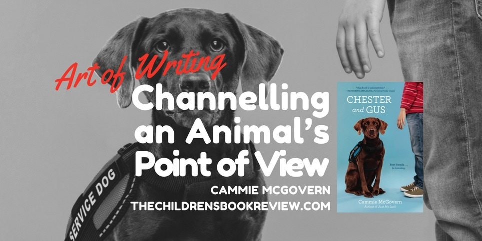 Channelling an Animal's Point of View The Art of Writing
