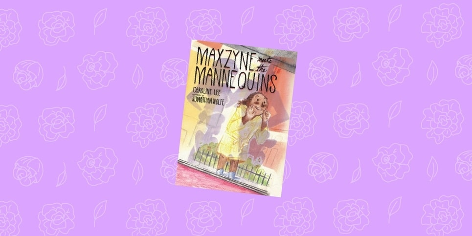 Maxzyne Meets the Mannequins by Caroline Lee Dedicated Review