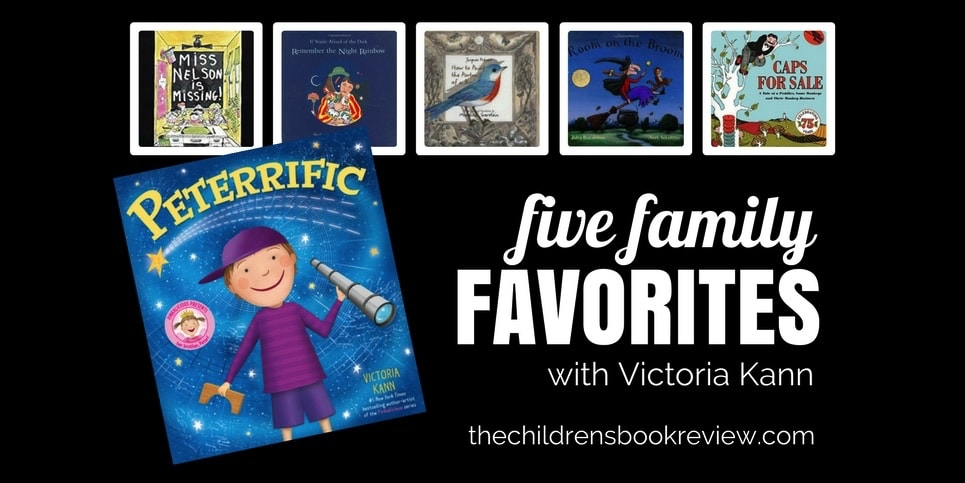 Five Family Favorite Picture Books with Victoria Kann