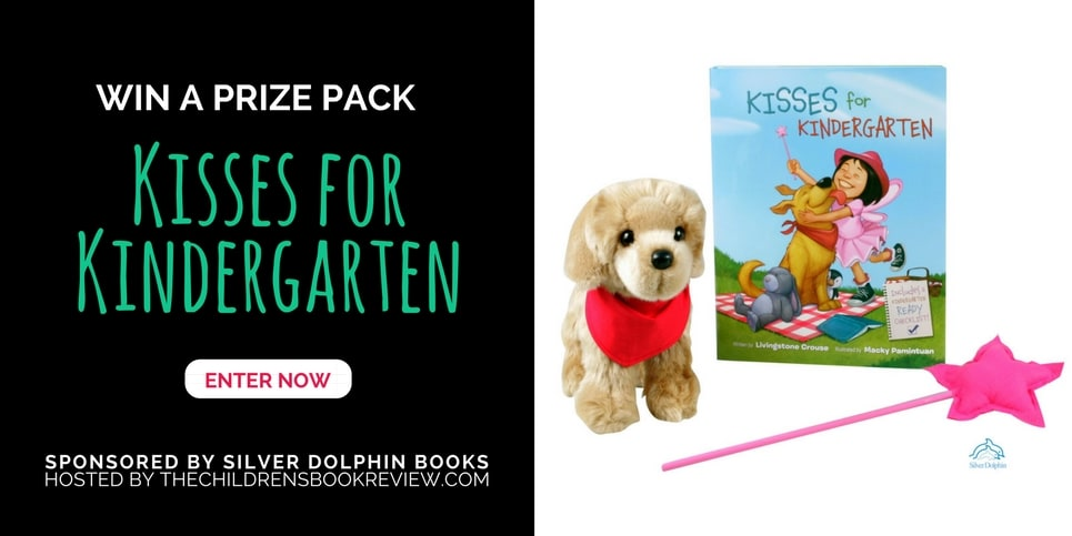 Win a Kisses for Kindergarten Prize Pack