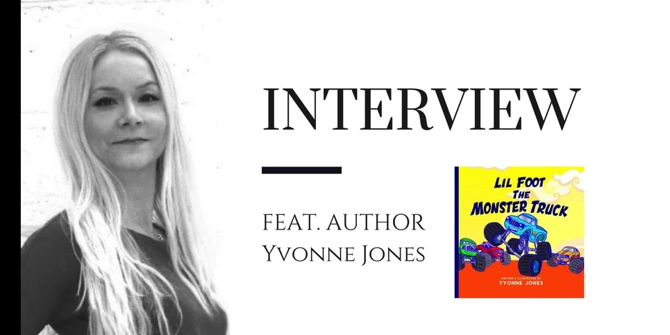 Yvonne Jones Discusses Lil Foot the Monster Truck