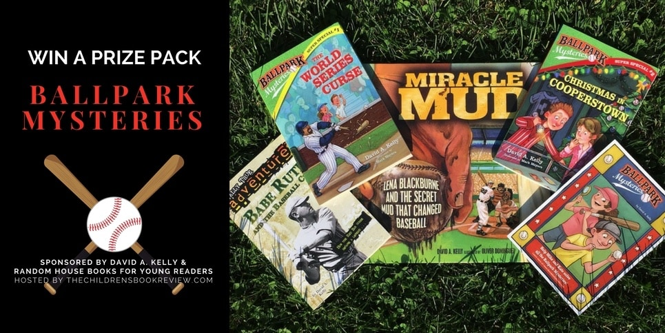 Win a Ballpark Mysteries Super Special Prize Pack V2