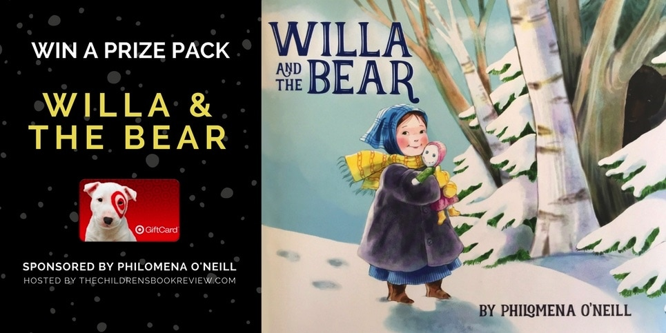 Win a Willa and the Bear Prize Pack Includes a Target Gift Card