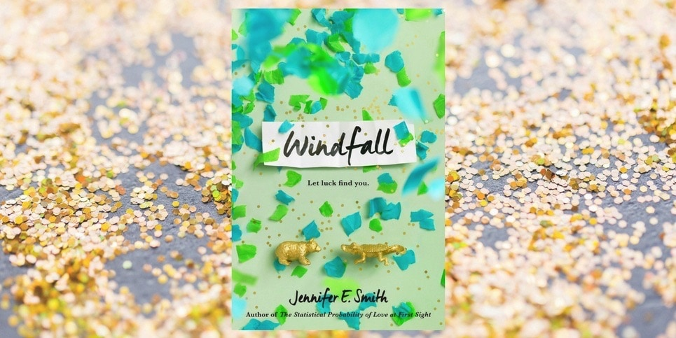 Windfall by Jennifer E Smith Book Review