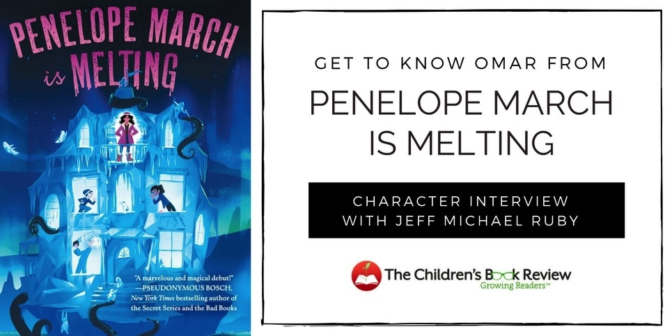 A Chat with Omar from Jeff Michael Ruby's Penelope March is Melting