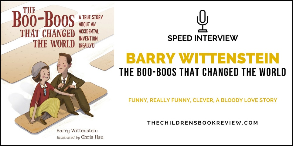 Barry-Wittenstein-Author-of-The-Boo-Boos-That-Changed-the-World-Speed-Interview