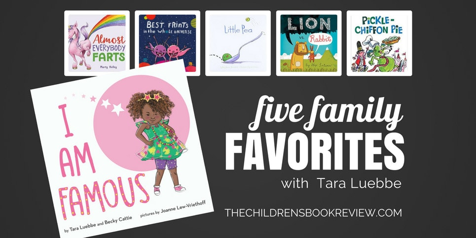 Five-Family-Favorites-with-Tara-Luebbe-Co-Author-of-I-Am-Famous