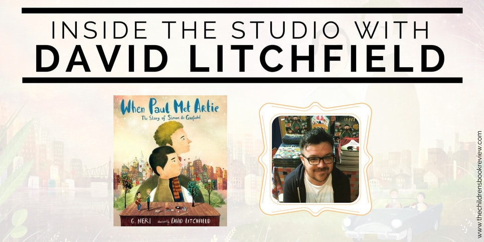 Inside-the-Studio-with-David-Litchfield-Illustrator-of-When-Paul-Met-Artie-The-Story-of-Simon-Garfunkel