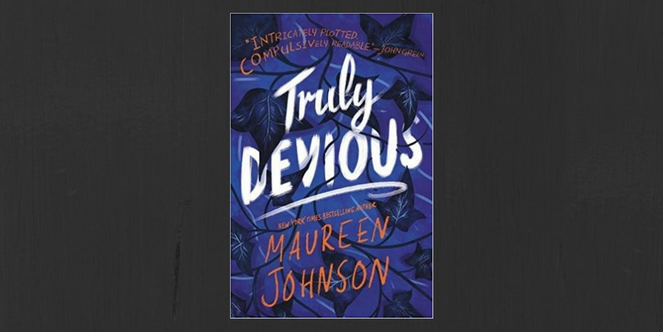 Truly-Devious-by-Maureen-Johnson-Book-Review