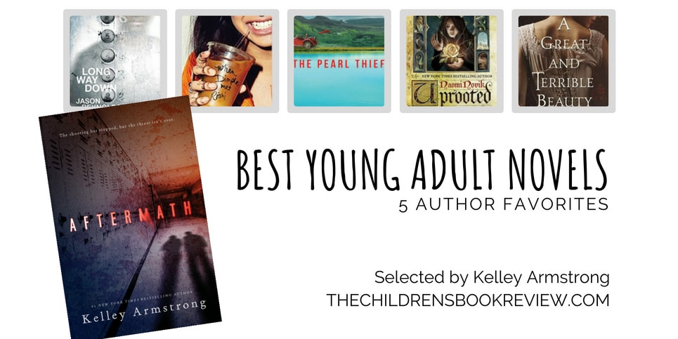 5-Favorite-Young-Adult-Books-Selected-by-Author-Kelley-Armstrong