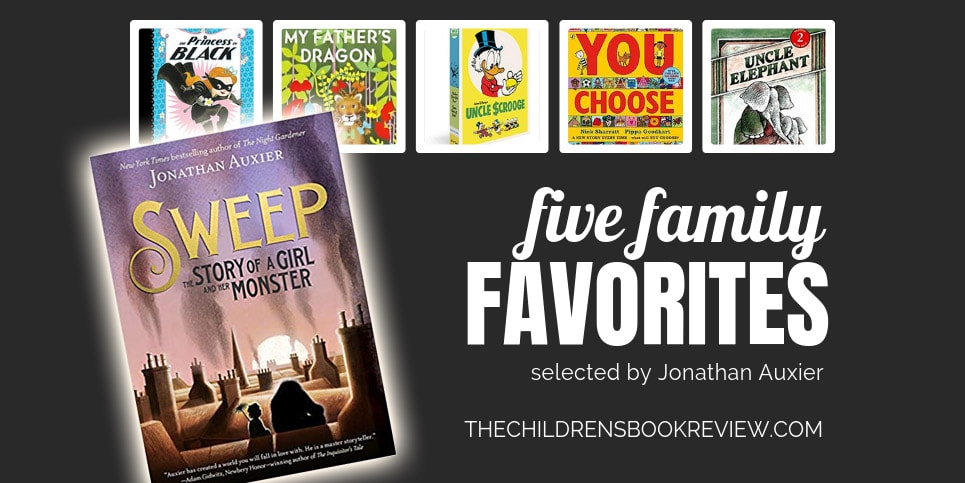 Five-Family-Favorites-with-Jonathan-Auxier-Author-of-Sweep