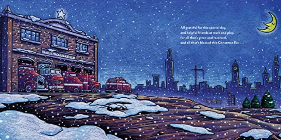 Construction-Site-on-Christmas-Night-by-Sherri-Duskey-Rinker-Book-Review