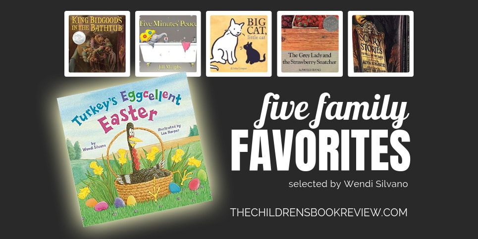 Five-Family-Favorites-with-Wendi-Silvano-Author-of-Turkey's-Eggcellent-Easter