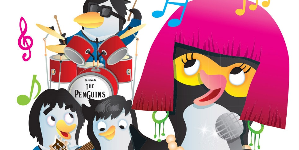 Ladies-and-Gentlemen-The-Penguins-by-Ivor-Davis-Dedicated-Review