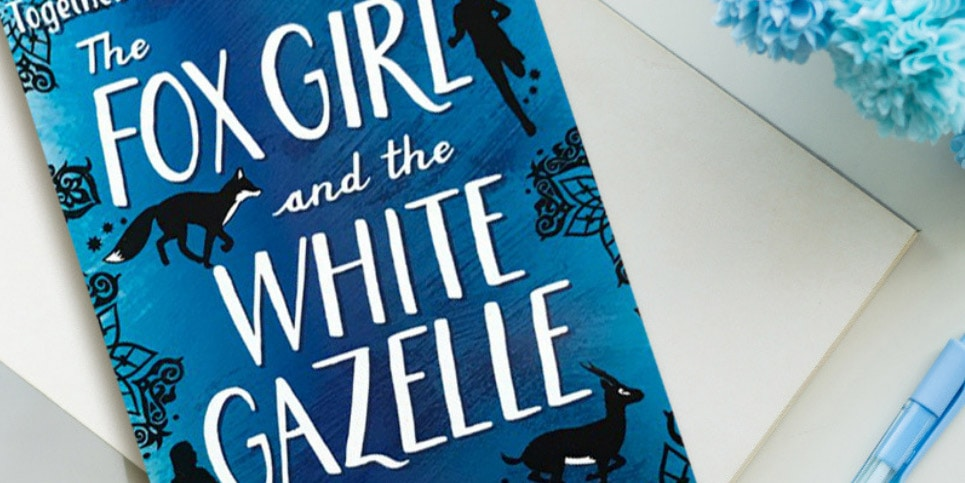 The-Fox-Girl-and-the-White-Gazelle-by-Victoria-Williamson-Book-Review