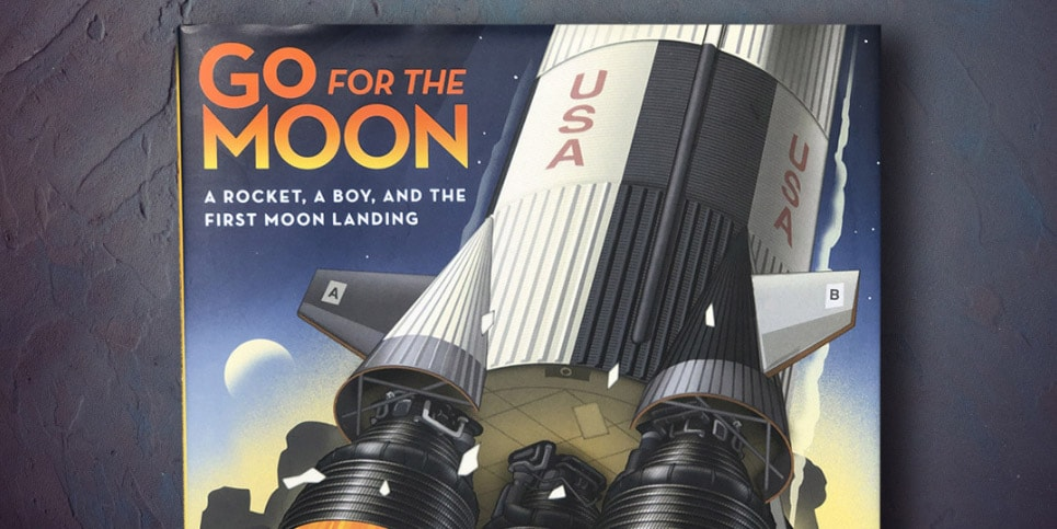 11-Kids-Books-Celebrating-Moon-Landings,-Apollo-Missions,-and-More