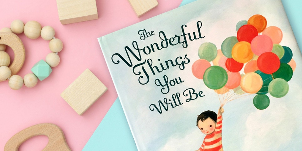 Book The Wonderful Things You Will Be