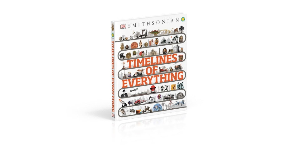Book Timelines of Everything