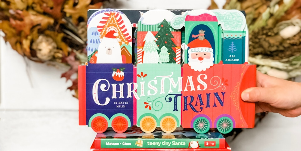 Board Books for Christmas