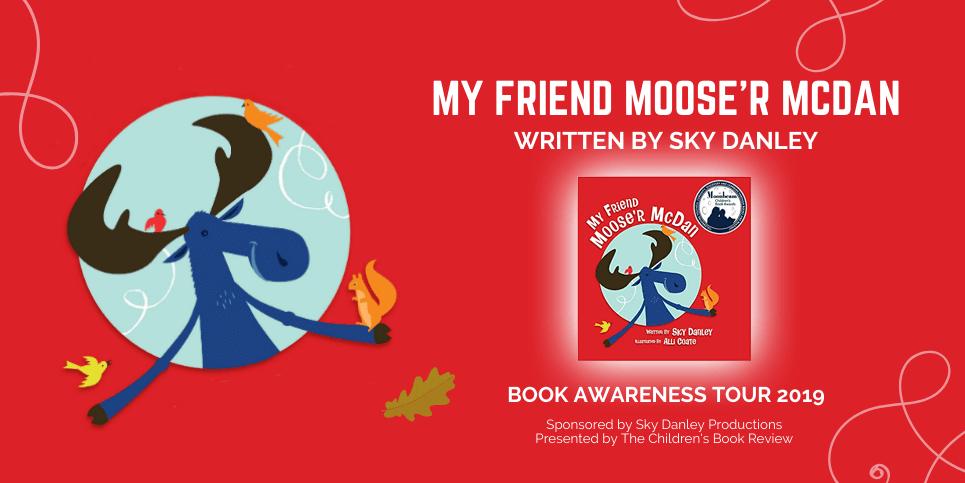 Book My Friend Mooser McDan