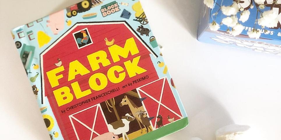 Book Farm Block