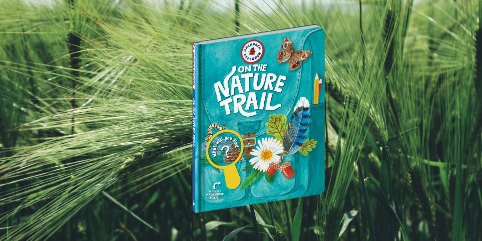 Book On the Nature Trail