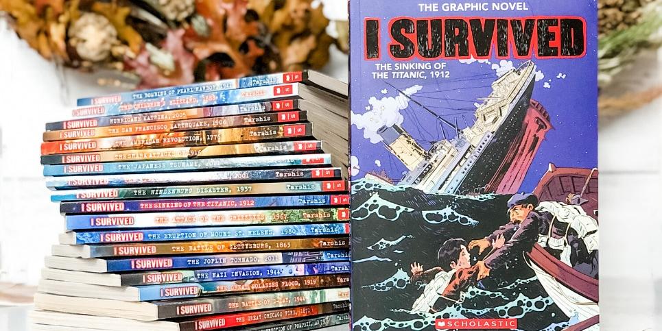 Books I Survived