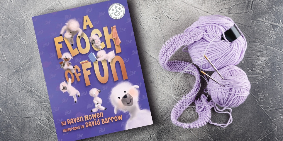 Review Book A Flock of Fun