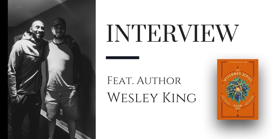 Interview Wesley King