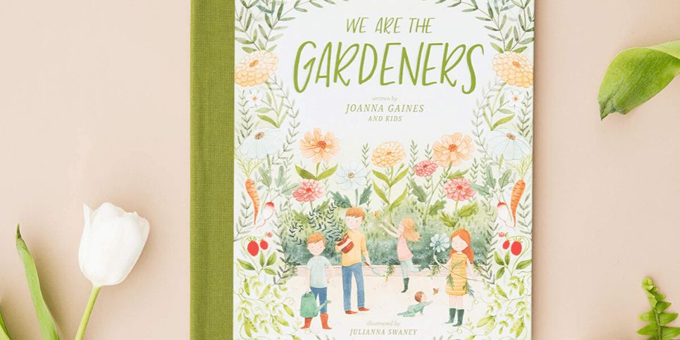 Book We Are the Gardeners