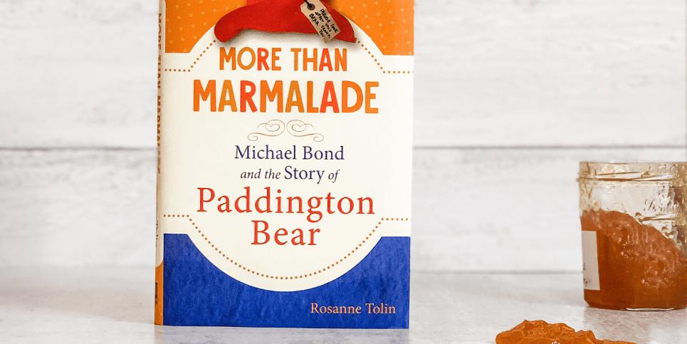 Book More Than Marmalade