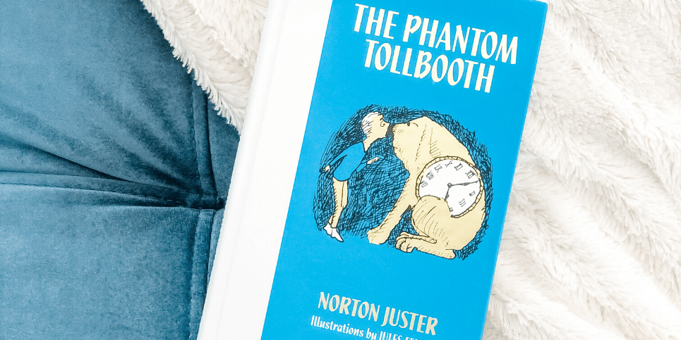 Book The Phantom Tollbooth