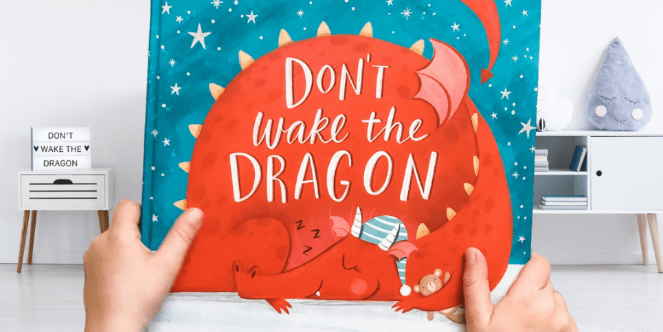 Dont Wake the Dragon Book