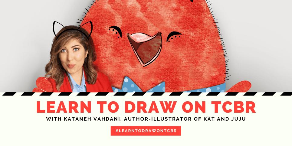 Book and Illustrator Kataneh Vahdani