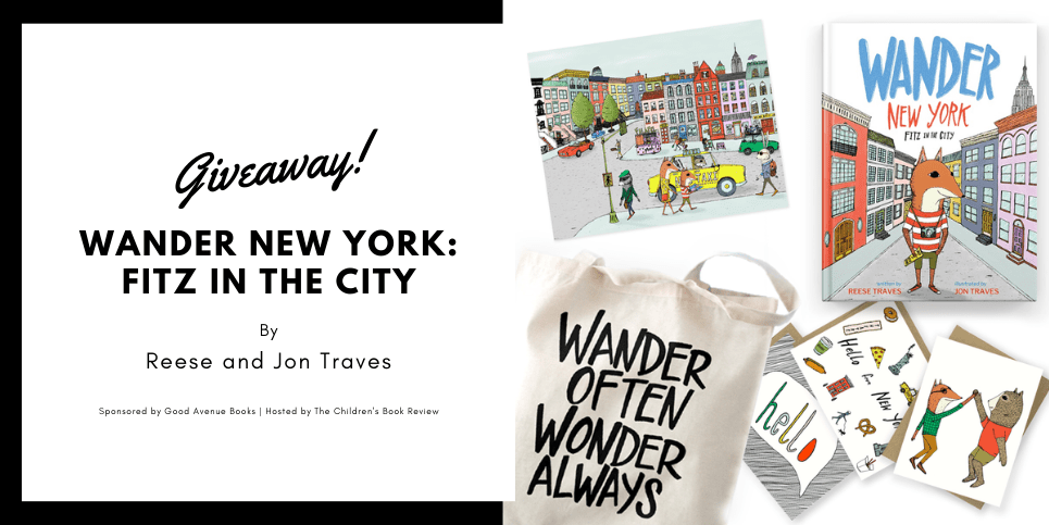 Giveaway Wander New York Fitz in the City