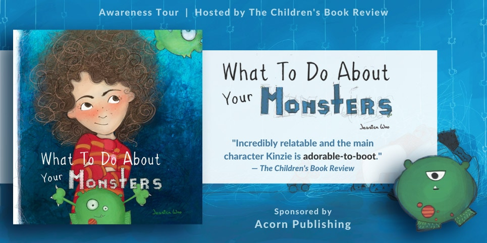 What to Do About Your Monsters Book Tour