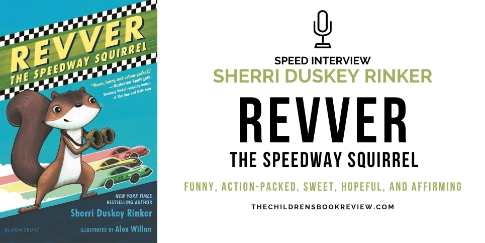 Sherri Duskey Rinker Revver Interview