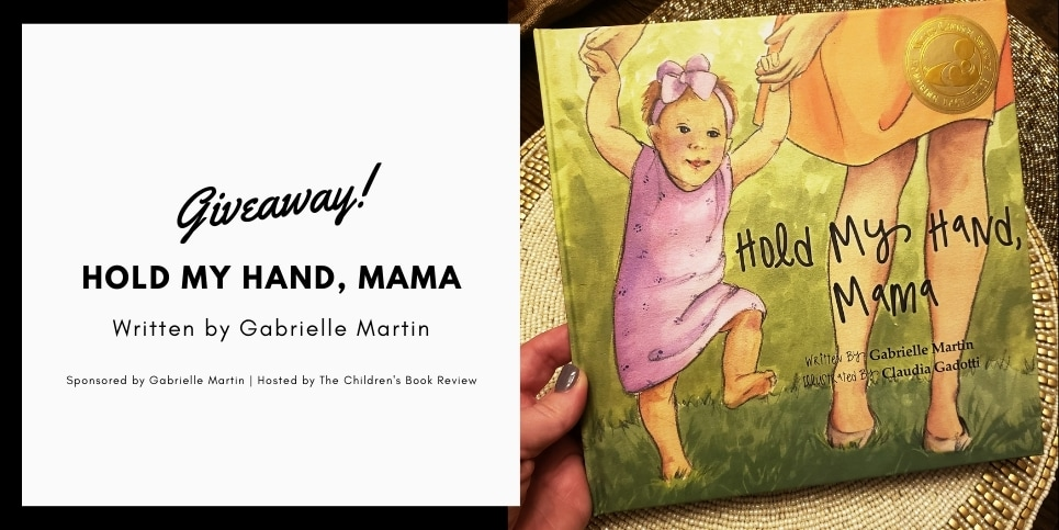 Giveaway: Hold My Hand, Mama