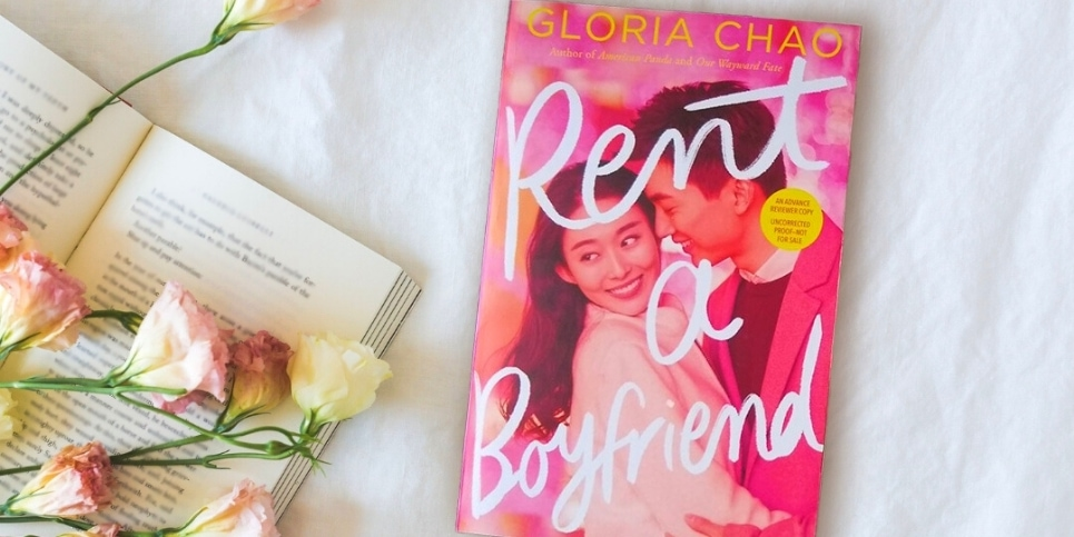 Rent a Boyfriend by Gloria Chao Book Review