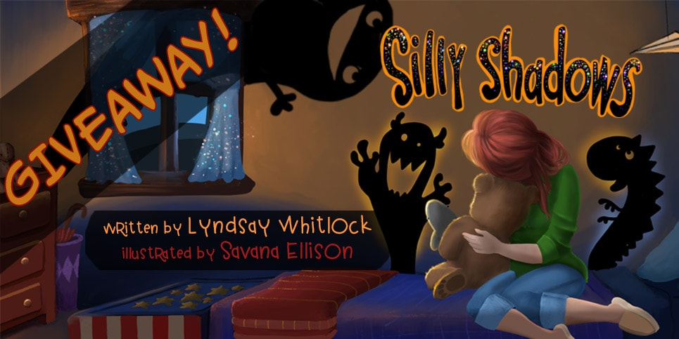 Silly Shadows Giveaway Banner