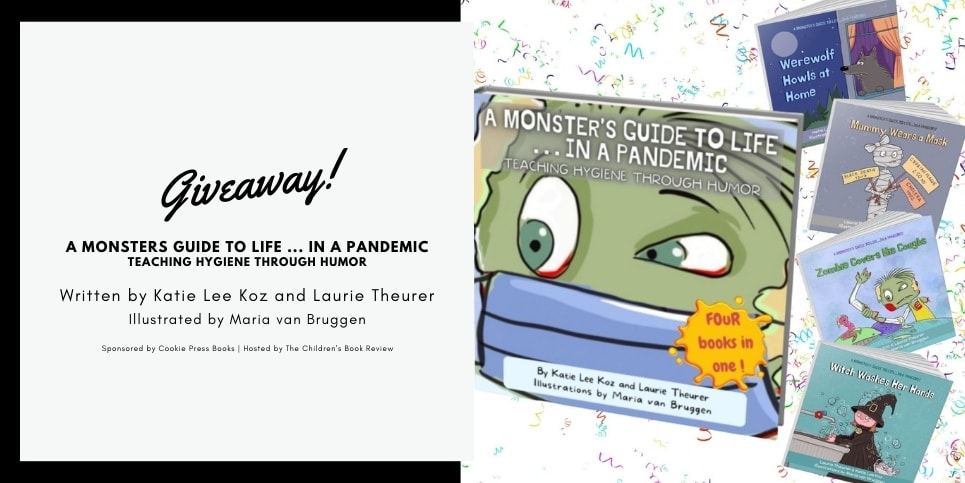 A Monsters Guide to Life in a pandemic book Giveaway