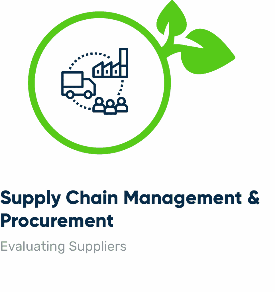 LCA for Supply Chain and Procurement