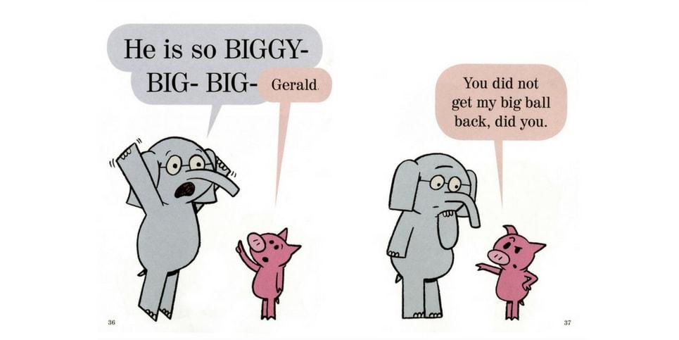 A Big Guy Took My Ball Elephant and Piggie-2
