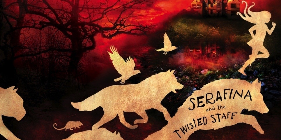 Discover the Middle-Grade Mystery-Thriller Serafina Series by Robert Beatty