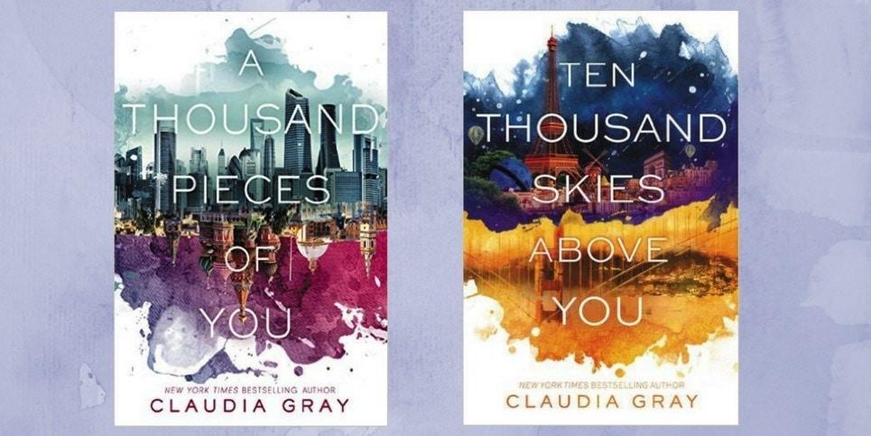 Firebird Series by Claudia Gray