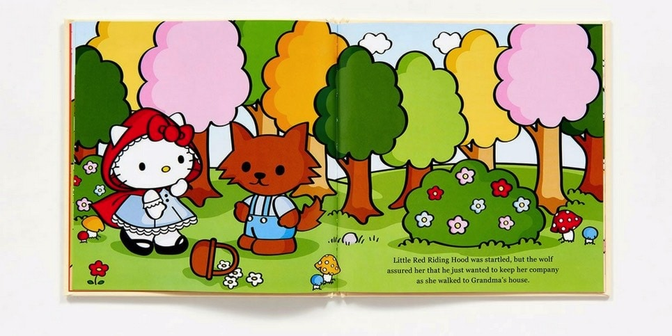 Hello Kitty Presents the Storybook Collection - Book Review