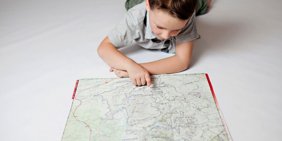 How Storytelling with Maps Can Play a Surprisingly Important Role in Stem Education