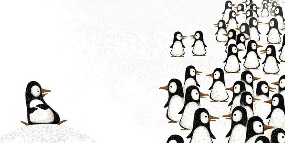 Penguin Problems by Jory John Book Review