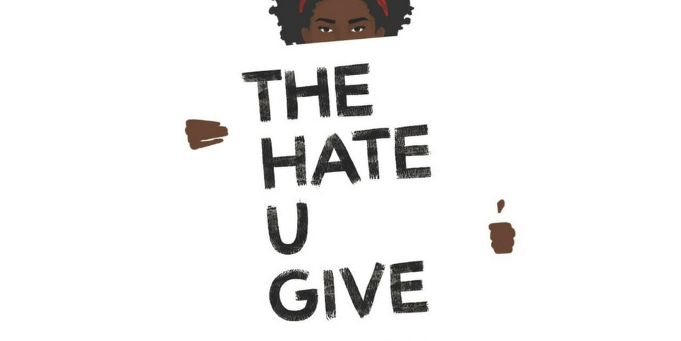 Best Selling Young Adult Books April 2017 The Hate U Give