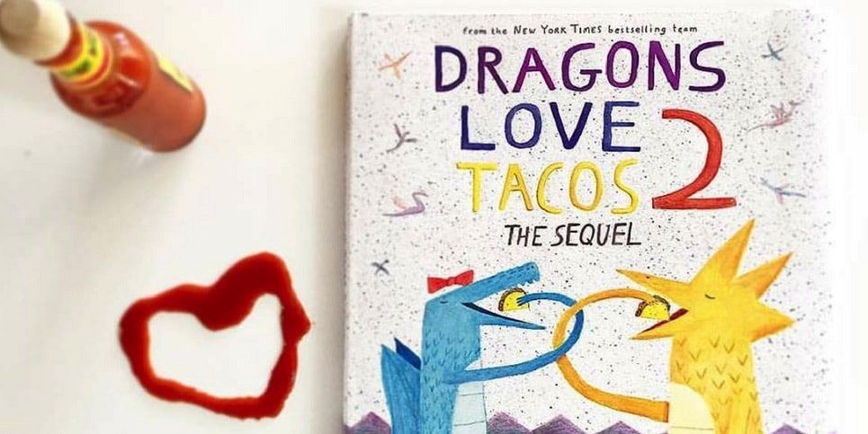 Dragons Love Tacos 2 by Adam Rubin Book Review